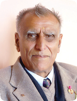 Mr. Ram Chandra Pokharel